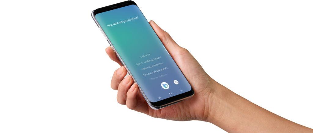 Samsung ya permite desactivar el botón de Bixby - samsung-bixby