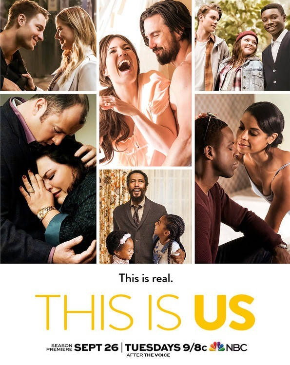 Amazon Prime Video firma histórico acuerdo para ofrecer la exitosa serie: This is Us - this-is-us-serie