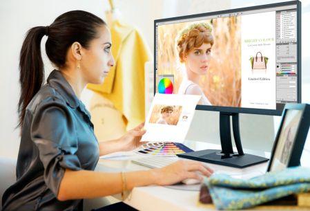 ViewSonic presenta monitor 4K para fotógrafos con certificación Fogra