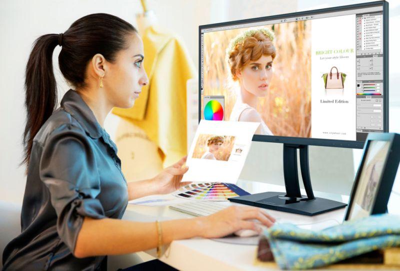 vp2785 4k viewsonic pantalla 800x543 ViewSonic presenta monitor 4K para fotógrafos con certificación Fogra