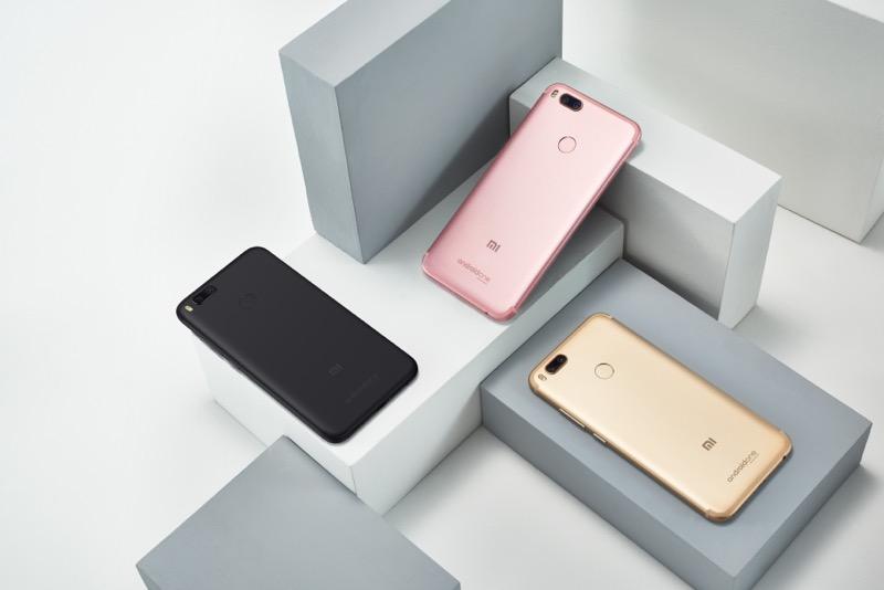 Xiaomi presenta el nuevo Mi A1, el primer dispositivo en contar con Android One