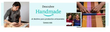Amazon handmade: compra artesanías locales y otras partes del mundo en Amazon