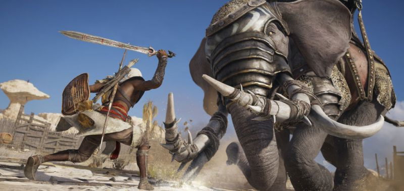 Tráiler de lanzamiento de Assassin's CreedOrigins - assassins-creed-origins