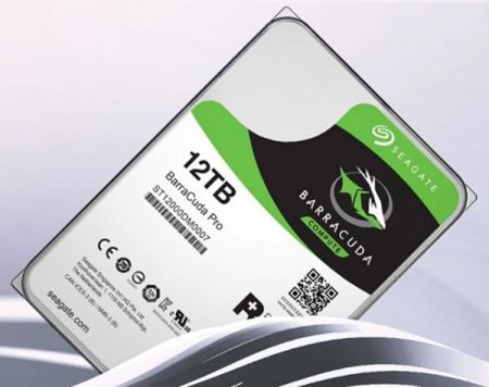 Seagate Barracuda Pro, nuevo disco duro de 12 TB que promete revolucionar el mercado