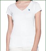 Amazon Fashion México abre tienda de Simples, Básicos y Esenciales - camiseta-blanca