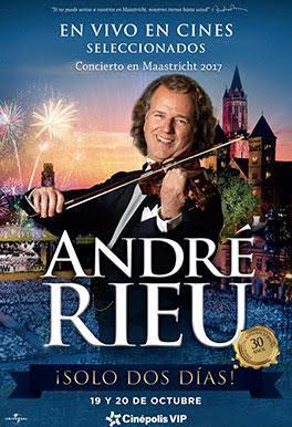 """Cinépolis presenta el concierto """"Maastricht"""" del violinista André Rieu - concierto-maastricht-del-violinista-andre-rieu"""