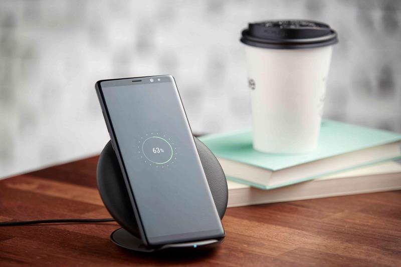 El nuevo Samsung Galaxy Note8 ¡Ya disponible en AT&T! - galaxy-note8-wireless-charging