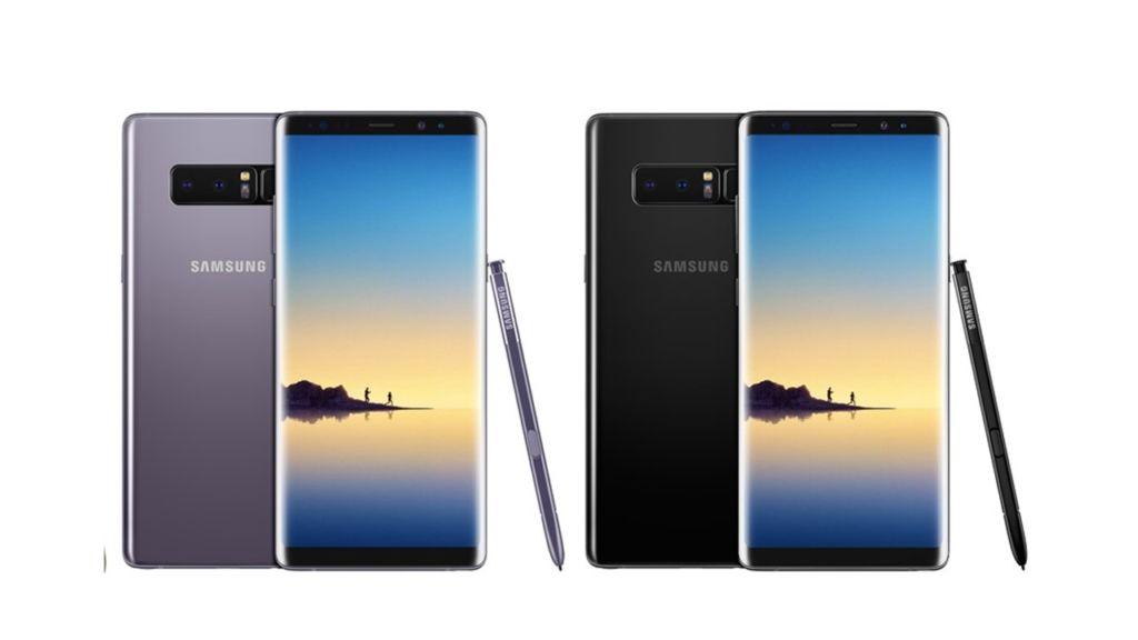 Galaxy Note8 ¡Ya disponible en México! - galaxy-note8