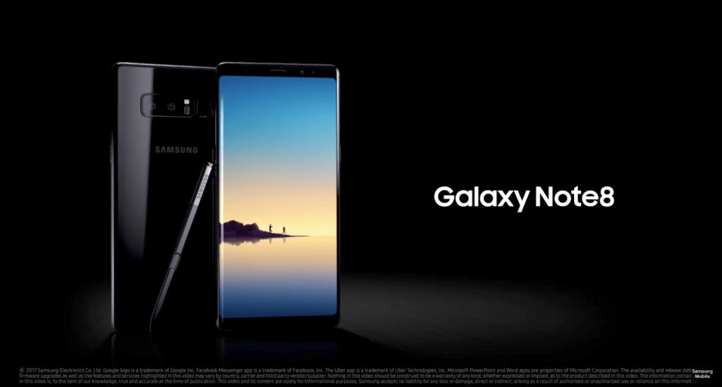 Galaxy Note8 ¡Ya disponible en México! - galaxy-note8_samsung-mx