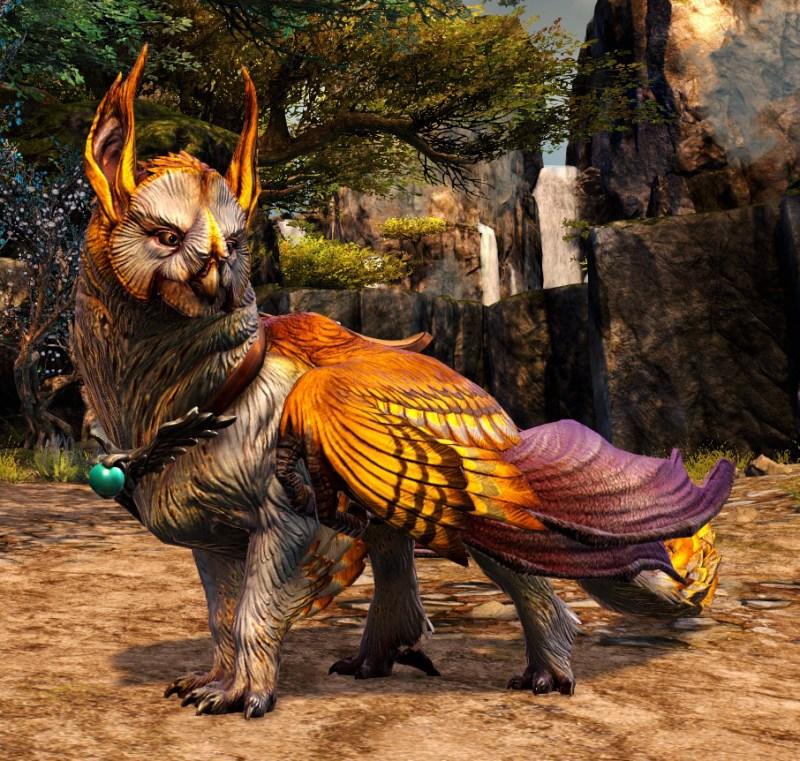 Griffon, el secreto mejor guardado de Path of Fire - griffon-path-of-fire-800x761