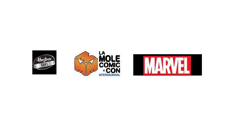 La Mole Comic Con 2017: Hasbro con sorpresas para los fans de Star Wars y Marvel - hasbro