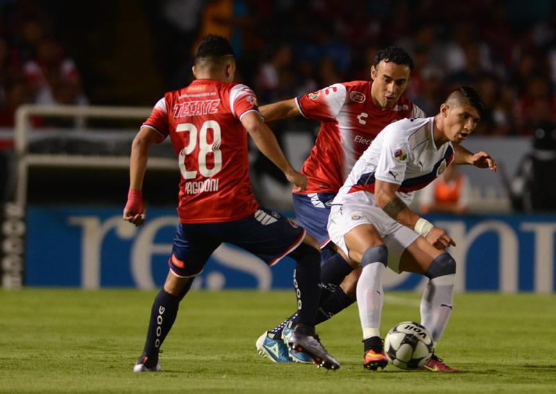A qué hora juega Chivas vs Veracruz en la Jornada 14 Apertura 2017 y cómo verlo - horario-chivas-vs-veracruz-apertura-2017-800x567
