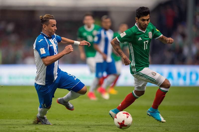 Horario de México vs Honduras y cómo verlo; Hexagonal CONCACAF 2017 - horario-mexico-vs-honduras-hexagonal-2017-800x533