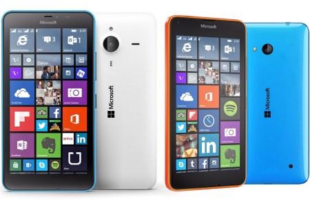 Los Microsoft Lumia 640 y 640 XL no recibirán la nueva versión de Windows 10 Mobile
