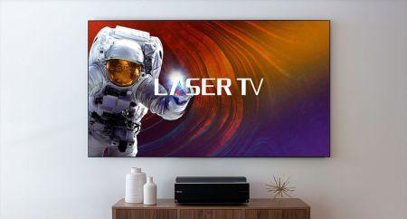 Hisense presenta Láser Cinema, entretenimiento en 4K