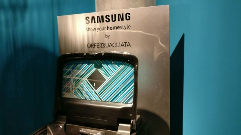 """Samsung crea """"Lienzo Negro"""" un espacio que muestra el vínculo entre arte y tecnología - lienzonegro_4-800x450"""