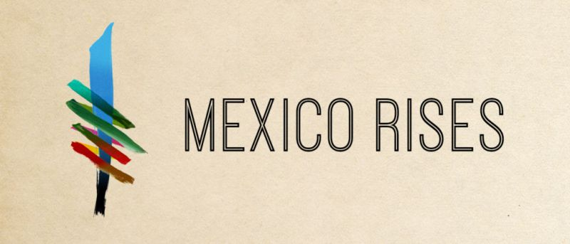 Alfonso Cuarón presenta la campaña de recaudación de fondos: Mexico Rises - mexico-rises-800x343