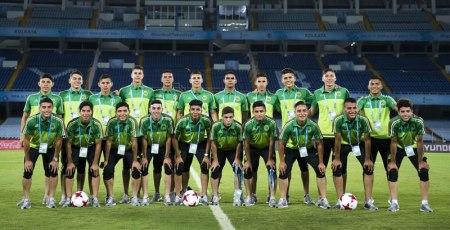 México vs Irak, Mundial Sub-17 2017 | Resultado: 1-1