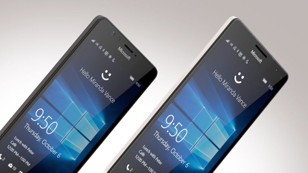 microsoft lumia 950 windows 10 mobile Windows 10 Mobile ya no es una prioridad para Microsoft