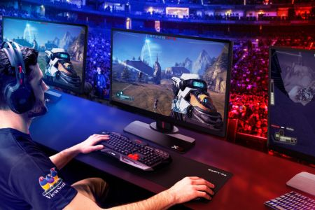 Monitor gaming XG2530 ViewSonic con 240Hz de velocidad ¡Ya disponible!
