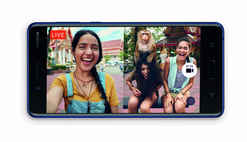 Nokia 8 ¡ya disponible para preventa en México! - nokia-8-bothie-800x461