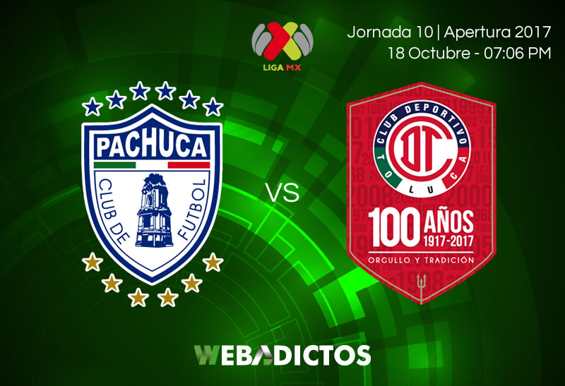 Toluca rescata empate ante Pachuca