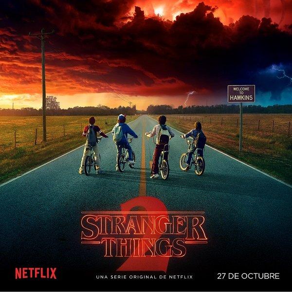 Netflix lanza video exclusivo de Stranger Things 2 - poster-de-stranger-things-2