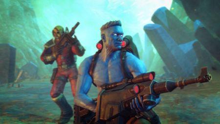 ¡Este 17 de octubre llega Rogue Trooper Redux!
