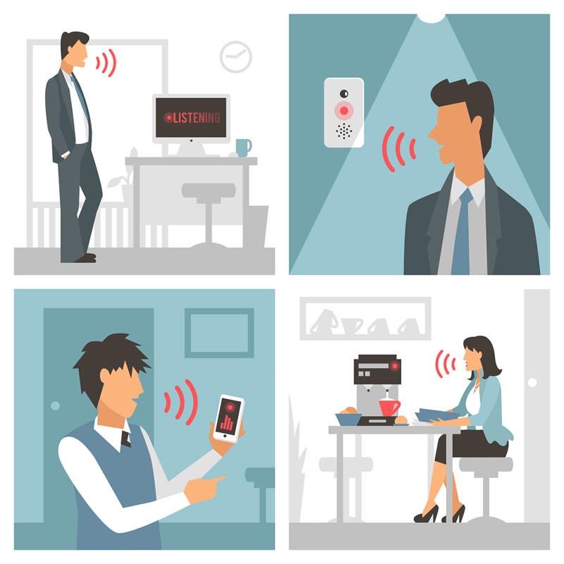 Desarrollan tecnología 'vestible' para asegurar electrónicos manejados por voz - seguridad-control-por-voz