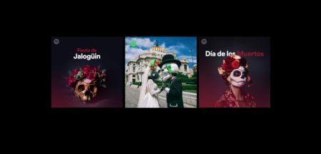 Spotify presenta playlist:Historia del Día de Muertos