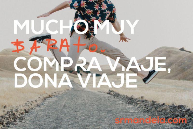 sr mandela 1 800x534 Nace en México agencia de viajes que vende viajes para regalarle viajes a niños que lo necesitan