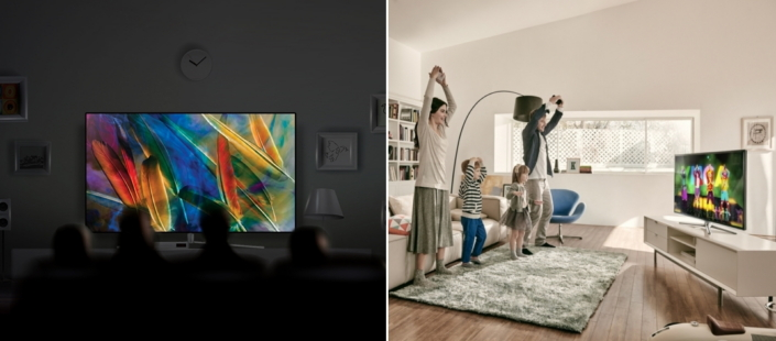 QLED TV de Samsung, para un entorno iluminado - televisor-premium-qled-tv