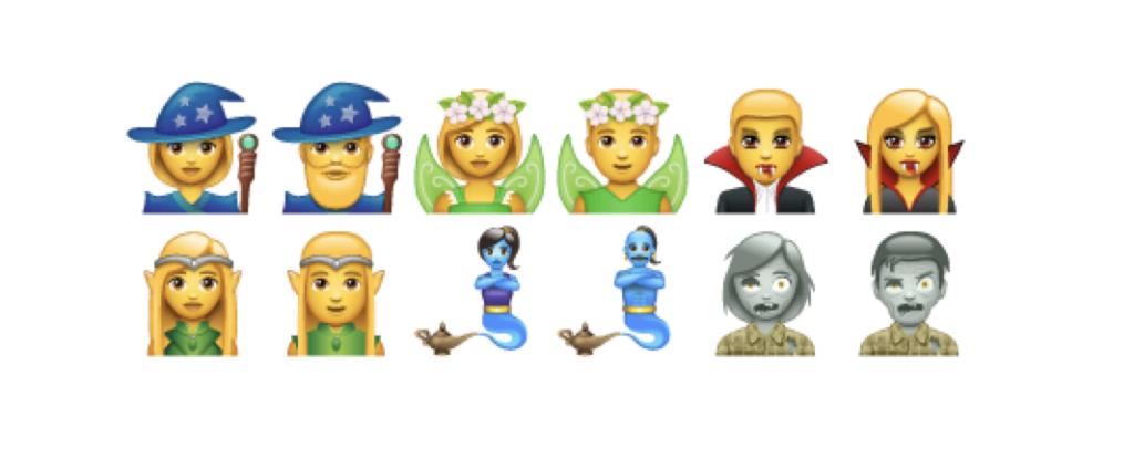 WhatsApp para Android presenta nuevos emojis en su más reciente beta - wa-fantasy-emojis