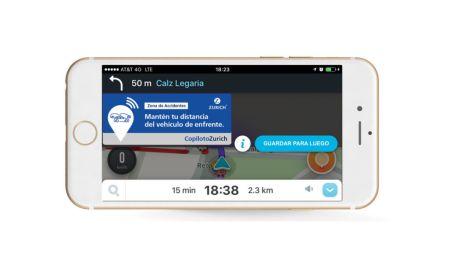 Waze y Zurich se alían por la seguridad vial de los mexicanos