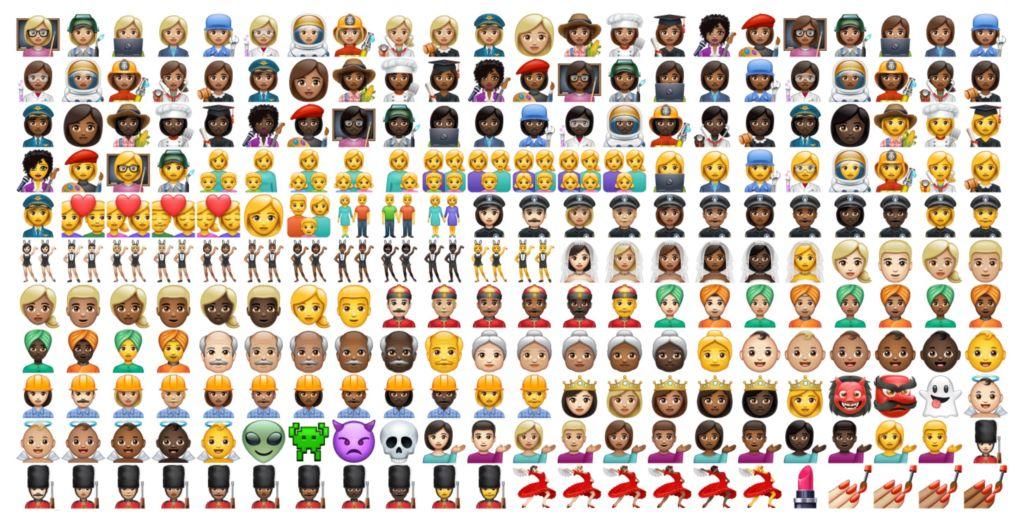 whatsapp new emojis 2017 WhatsApp para Android presenta nuevos emojis en su más reciente beta