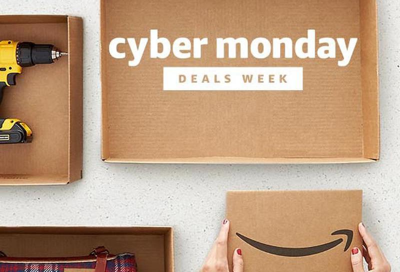 amazon cyber monday 800x543 Cyber Monday 2017 rompió records de venta en Amazon
