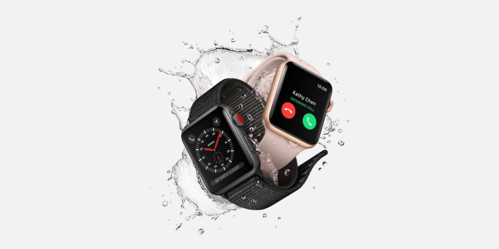 apple watch lte El Apple Watch se corona como el rey de los smartwatches del tercer trimestre del 2017