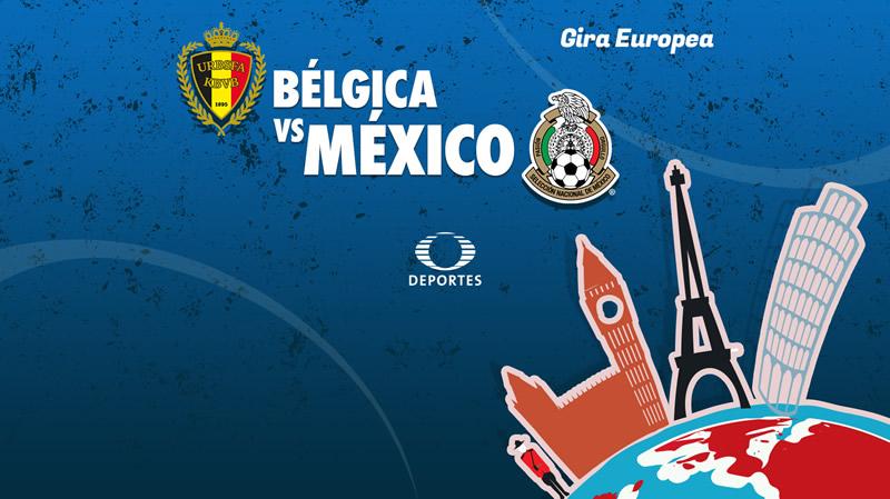 Bélgica vs México, a detalle
