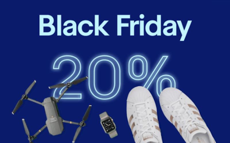 Black Friday en eBay: increíbles descuentos ¡Aprovecha! - blackfriday-ebay-800x497