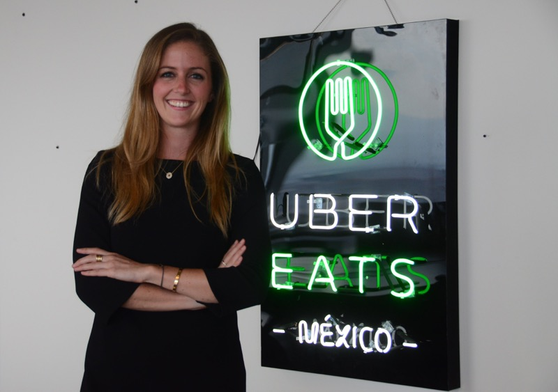 UberEATS celebra su primer aniversario en México ¡Envío gratis durante la semana! - caroline-merin