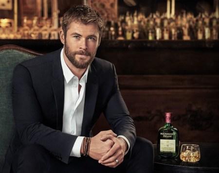 Buchanan's y Chris Hemsworth hacen homenaje a la grandeza en México