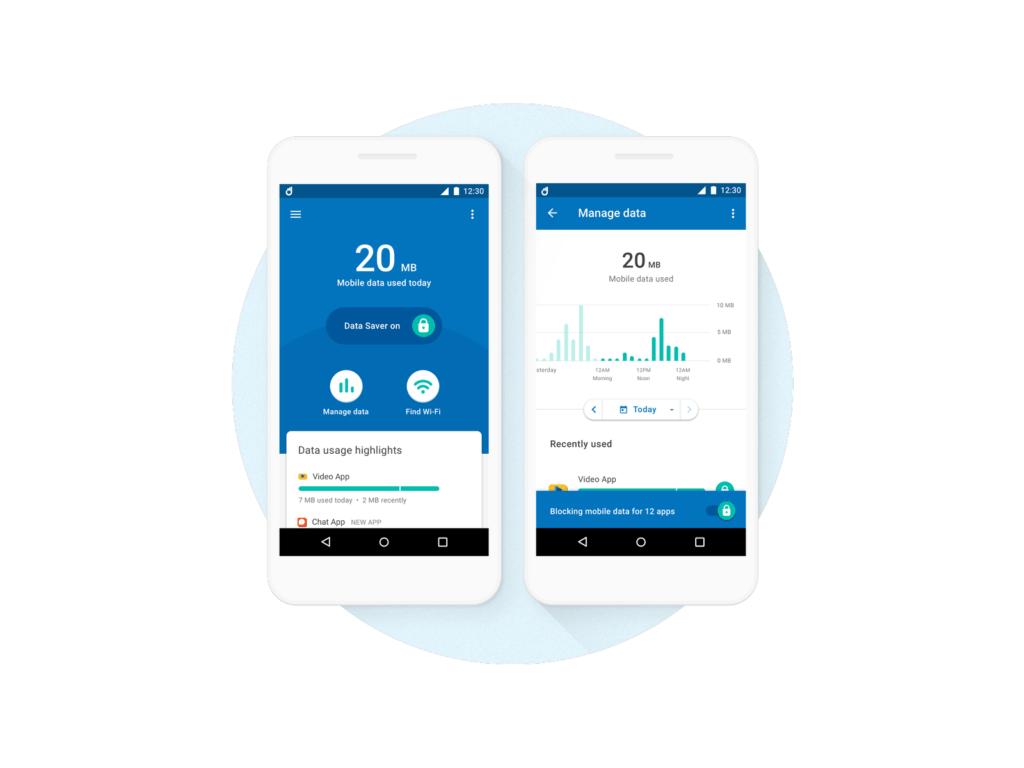 datally main app Datally: Ahorra datos en tu celular con esta app de Google ¡Descárgala ya!