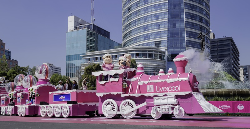 Desfile de Bolo Fest 2017, da inicio la temporada navideña - desfile-bolo-fest-2017