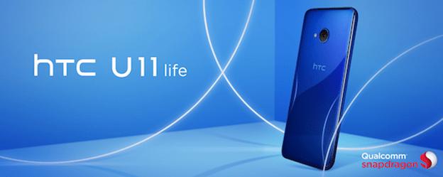 "HTC U11 life, el nuevo miembro de la familia de smartphones ""U"" - htc-u11-life-qualcomm"