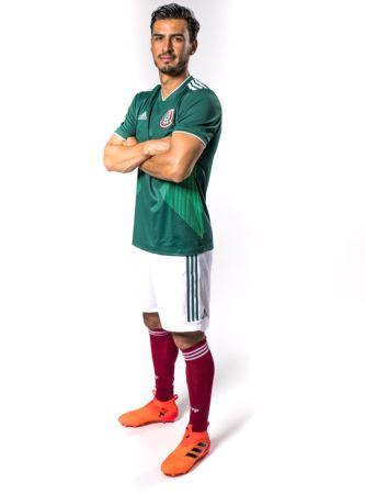 Nueva playera de la Selección Mexicana para Rusia 2018 es presentado por adidas - jersey-de-la-seleccion-mexicana-para-la-copa-mundial