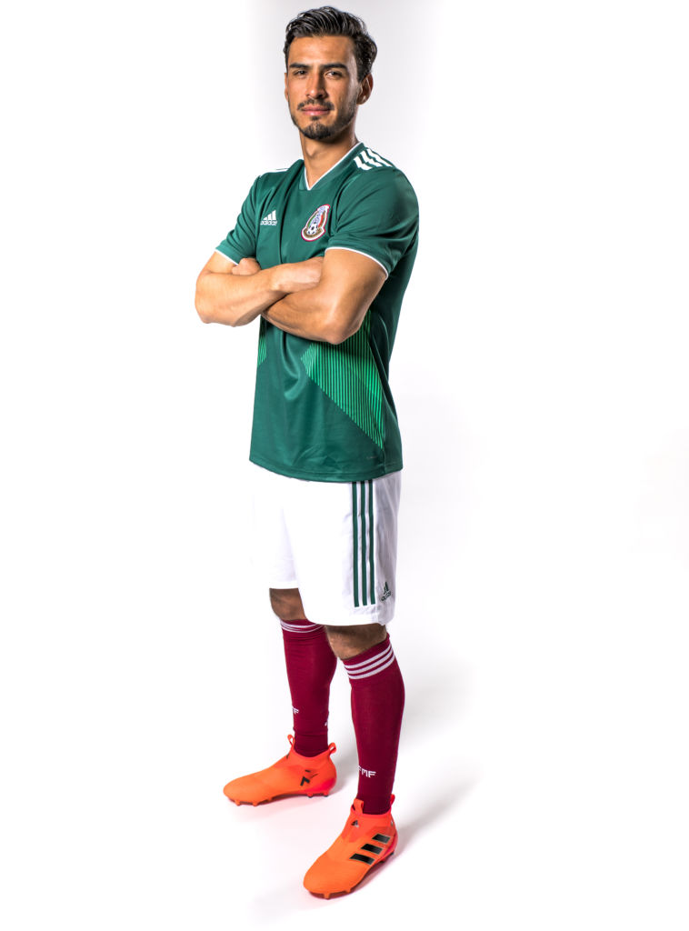 Nueva playera de la Selección Mexicana para Rusia 2018 es presentado por  adidas - jersey- 527f7f6118013