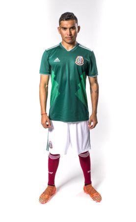 Nueva playera de la Selección Mexicana para Rusia 2018 es presentado por adidas - jersey-de-la-seleccion-mexicana-para-la-copa-mundial_1