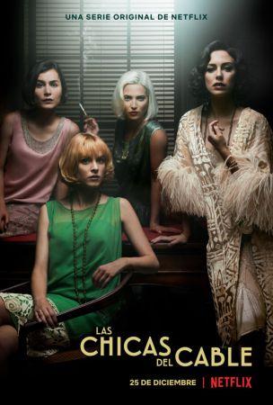 Netflix anuncia el tráiler y póster de la segunda temporada de Las chicas del cable - laschicasdelcable_vertical-netflix-304x450