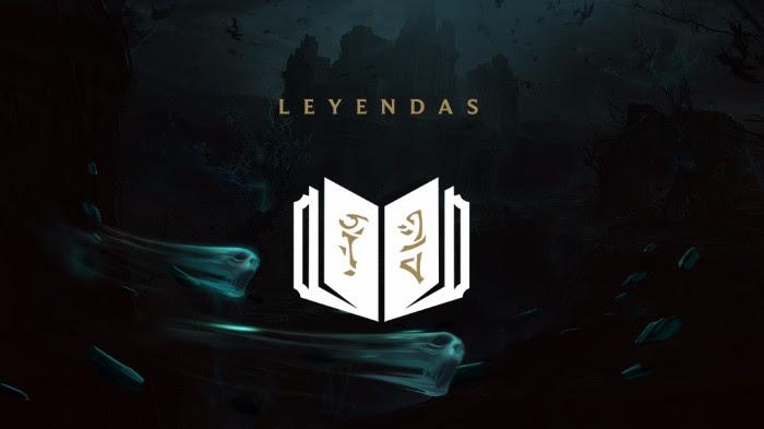 """""""Leyendas"""", una serie de audiocuentos que cuentan las historias de los campeones de League of Legends - leyendas-league-of-legends"""