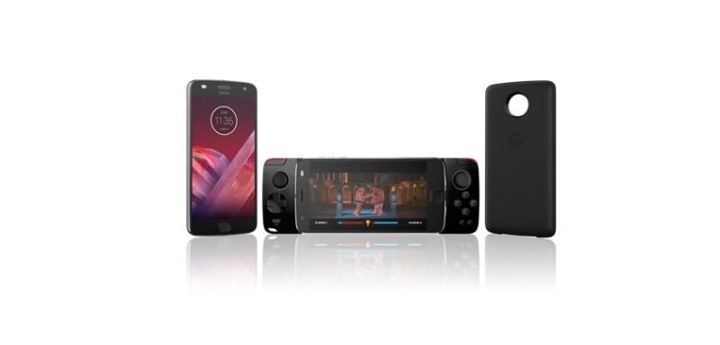 Motorola lanza paquete limitado del Moto Z2 Play que incluye el Moto Gamepad - moto-att-800x383